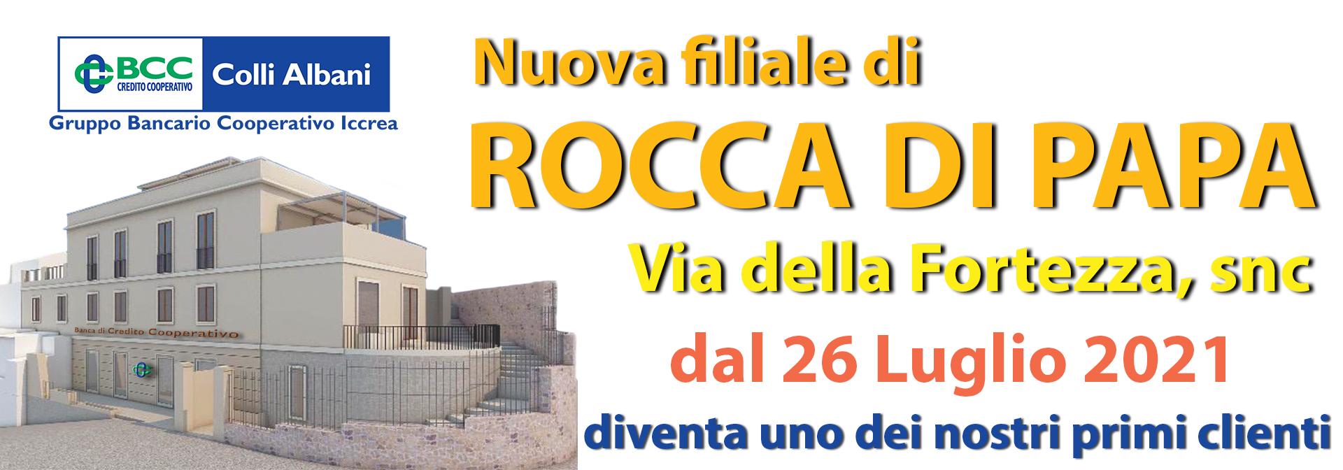 nuova filiale Rocca CELL
